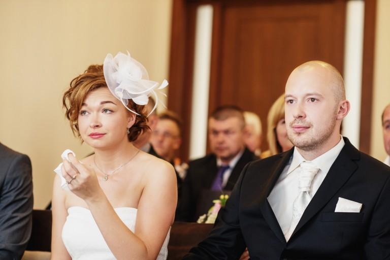 Ślub to wydarzenie pełne emocji – tych pozytywnych