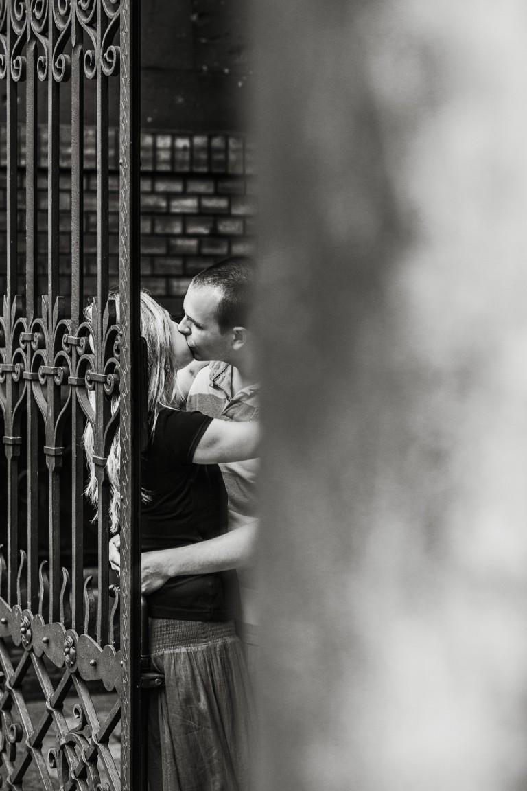 Pocałunek w bramie