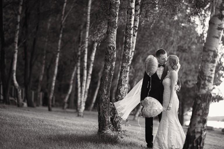 Magiczny plener ślubny w Mietków