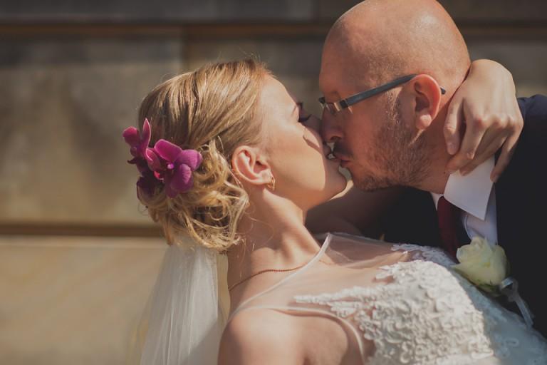 Zalew mietków plener ślubny