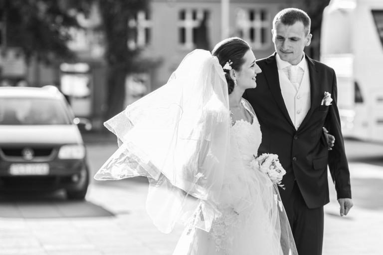 Nowożeńcy!