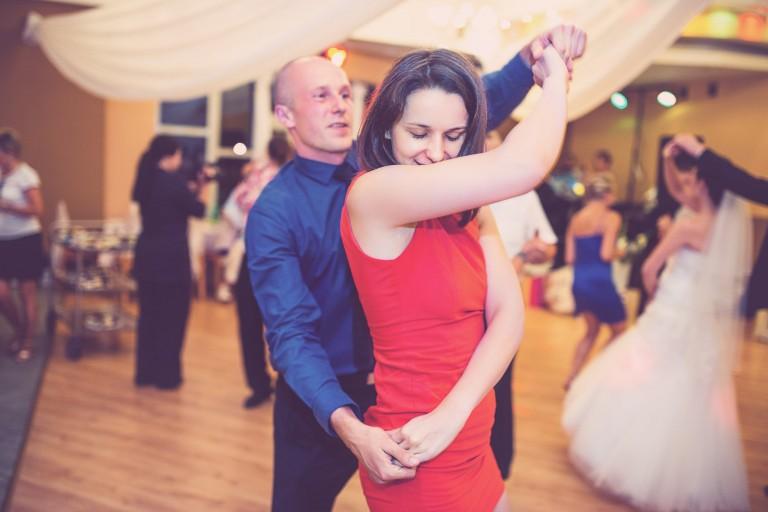 Taniec zmysłów