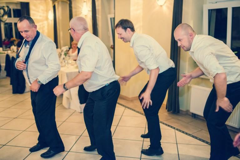 Męski taniec