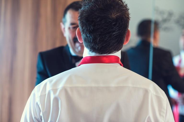 Wiazanie krawatu