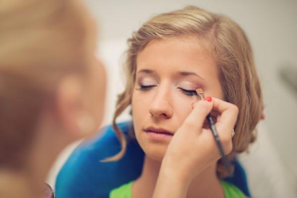 Panna Młoda, przygotowania do ślubu, makijaż