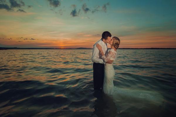 Pocałunek w wodzie