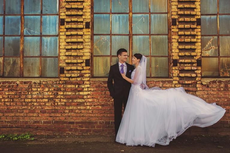 Plener ślubny w Oleśnicy